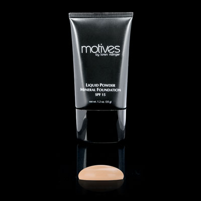 02MF Motives Liquid Powder Mineral Foundation with SPF 15