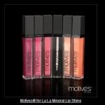 Motives Mineral Lip Shine