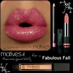The Perfect Lip Color For Fall with Motives