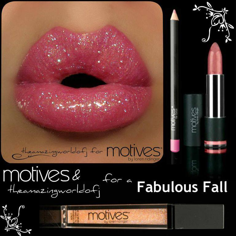 The perfect lip color with Motives