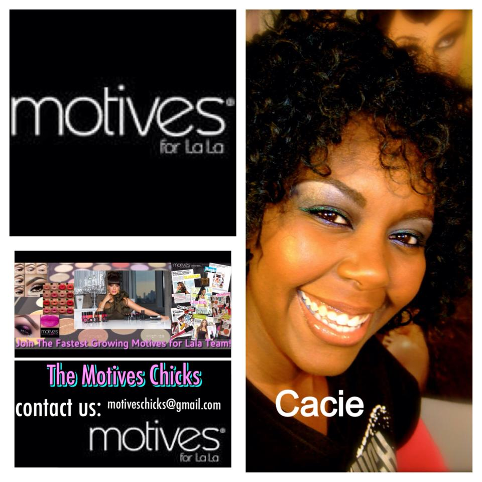Cacie has Joined Motives for La La