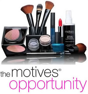 Motives Newsletter Banner Motives Liquid Powder Mineral Foundation with SPF 15