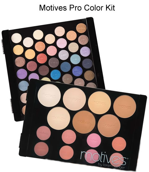 Motives Pro Color Kit