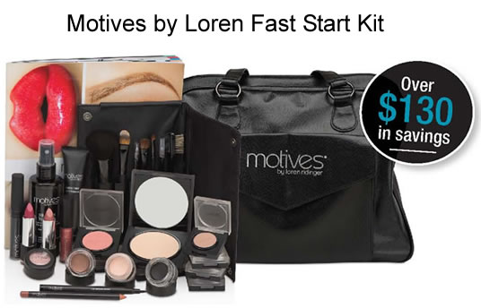 Motives by Loren Fast Start Kit