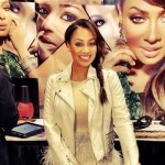 La La Anthony and Motives for La La at ISB New York