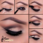 Smudged Double Winged Liner Tutorial
