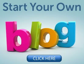 Start Your Own Blog!