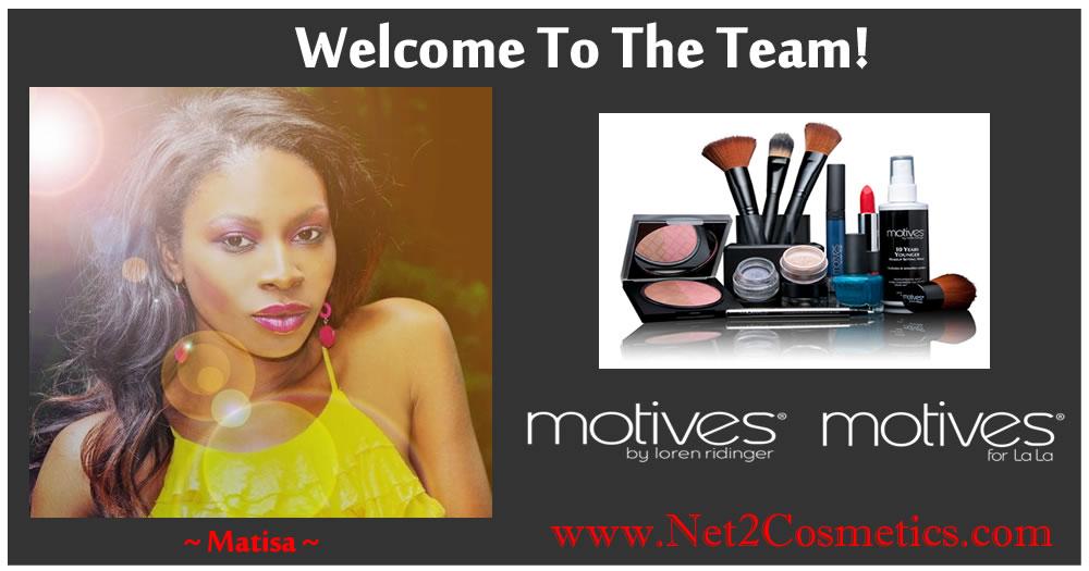 Matisa Motives Cosmetics Charlotte