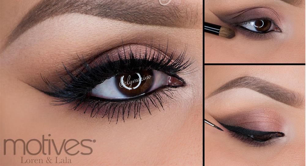 Motives Cosmetics Tutorial by Ely Marino 2