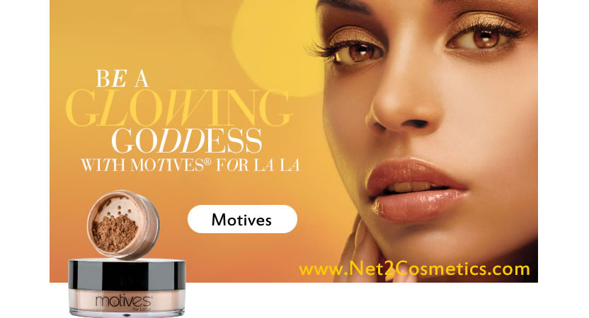 Glowing goddess with Motives for La La
