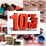 10% OFF Motives Cosmetics Coupon Code
