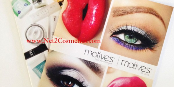 Motives Cosmetics and Skincare Catalogs