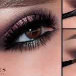 Smokey Plum Look by Ely Marino Using Motives Cosmetics