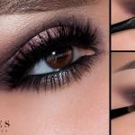 Smokey Plum Look by Ely Marino Using Motives Cosmetics