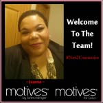 Welcome Jozette To Our Motives Team