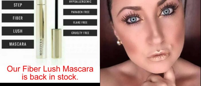 Motives Cosmetics Fiber Lush Mascara