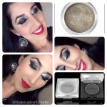 GORGEOUS Glitter Look Using Motives Cosmetics
