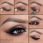 Motives Cosmetics Tutorial by Ely Marino